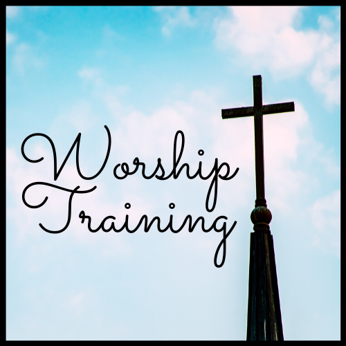 Worship Training icon