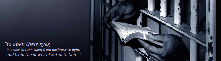 Morris County Jail Ministries banner