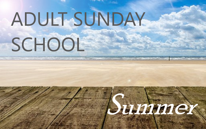 Adult SS Summer 2019 image