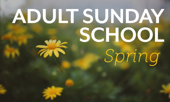 SS spring-adult-sunday-school image