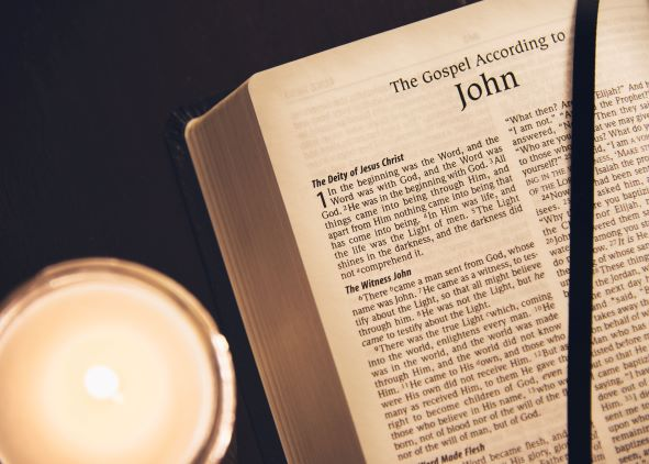 Bible-Gospel of John