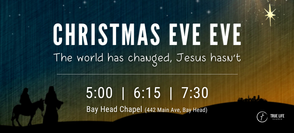 CHRISTMAS EVE EVE (WEB)