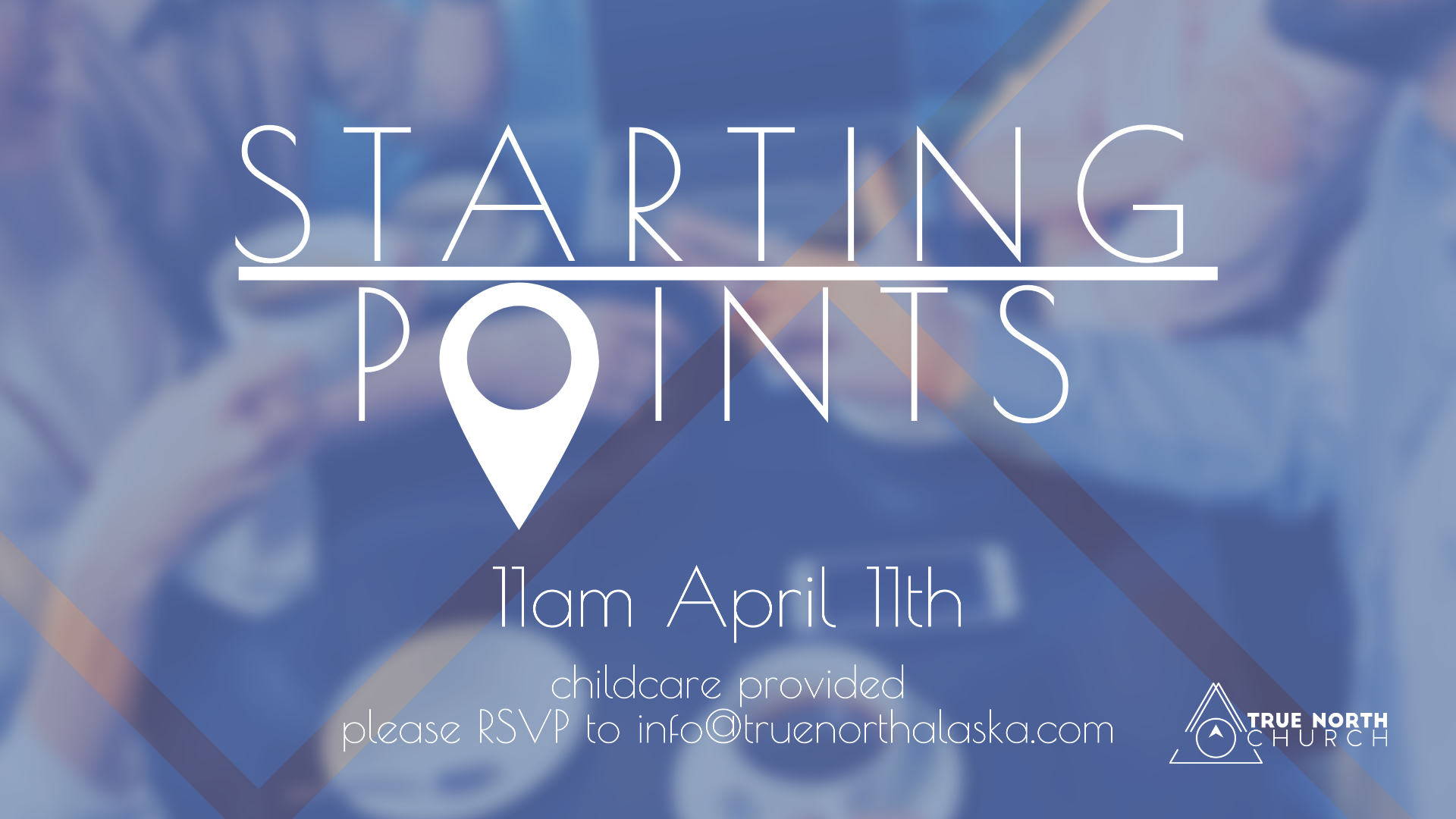 Starting Points Announcement April 11th