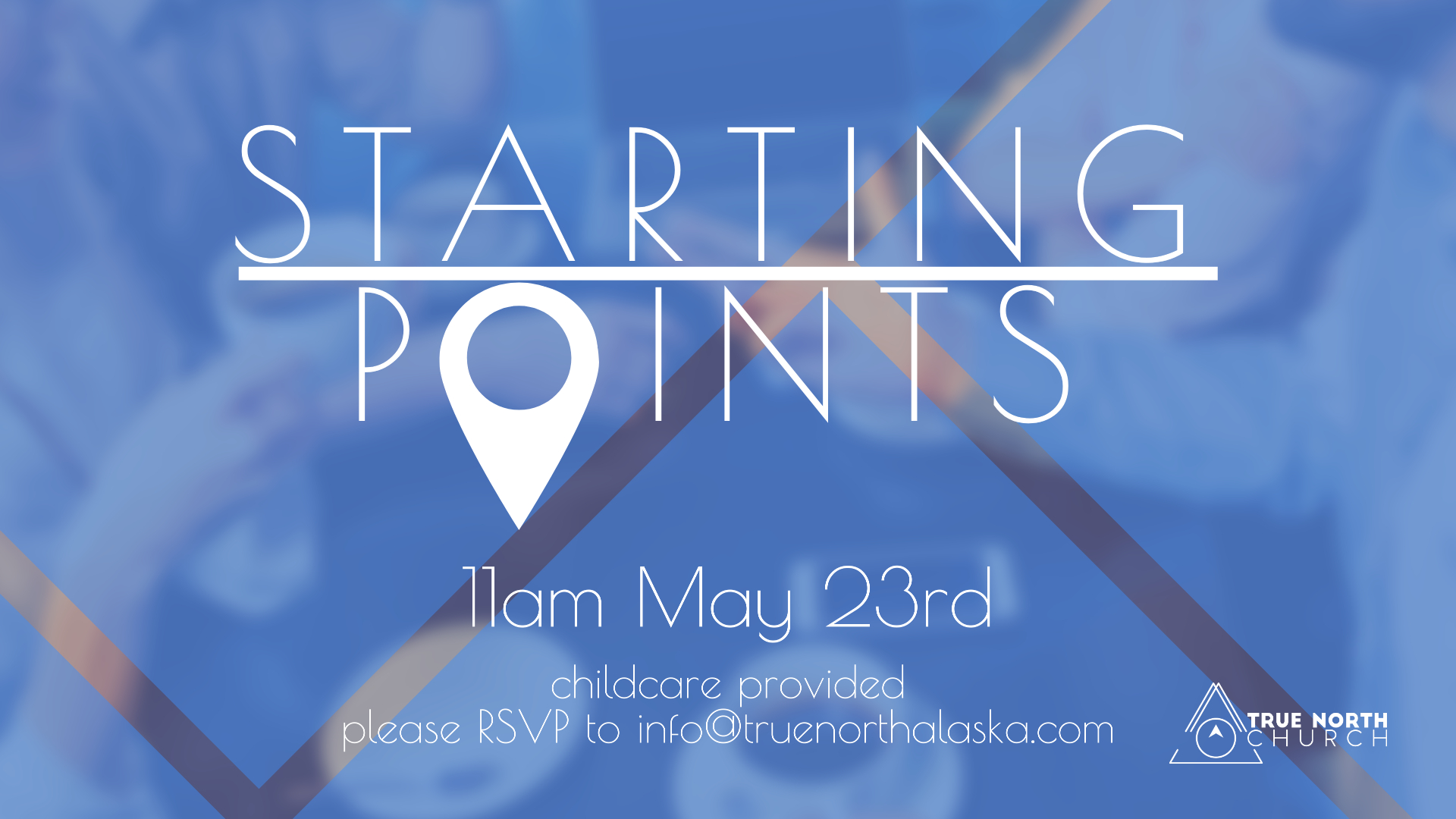 Starting Points Announcement May 23rd image