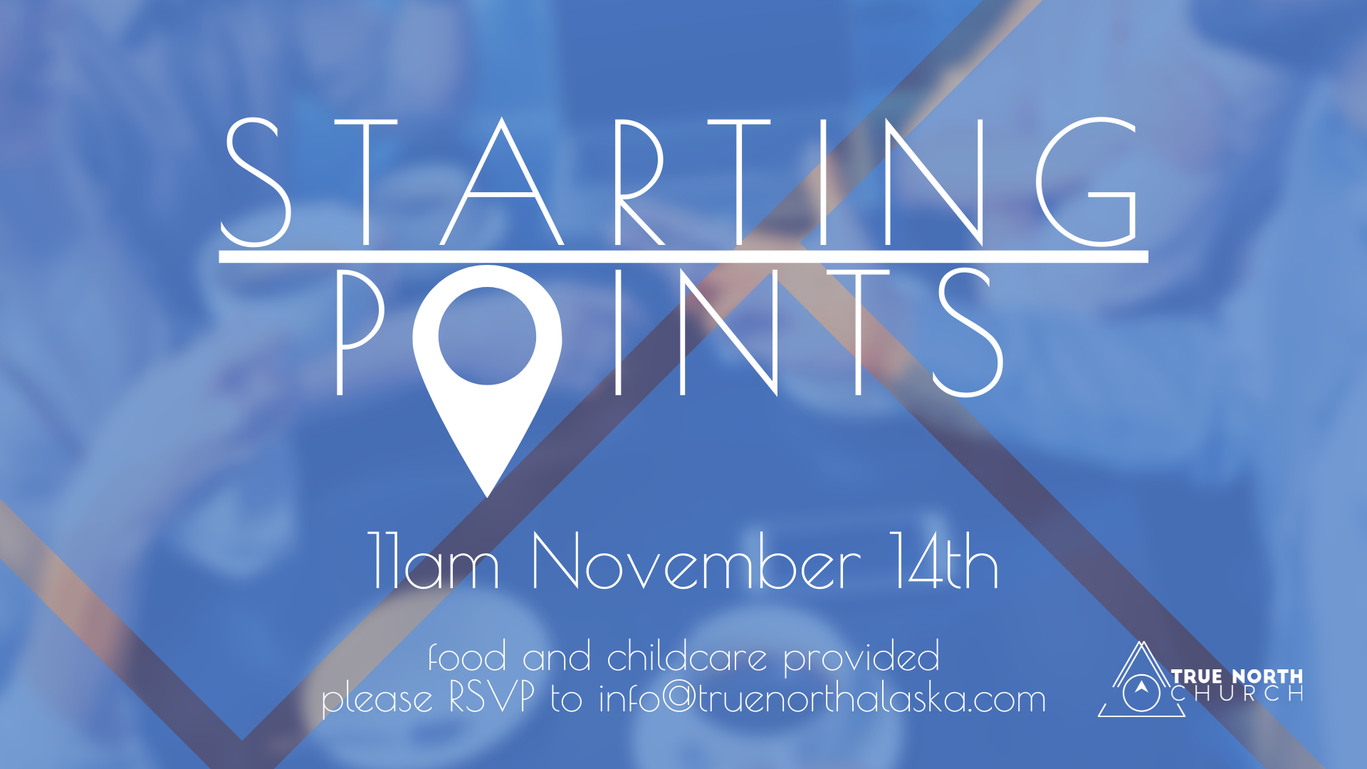 Starting Points Announcement November 14th