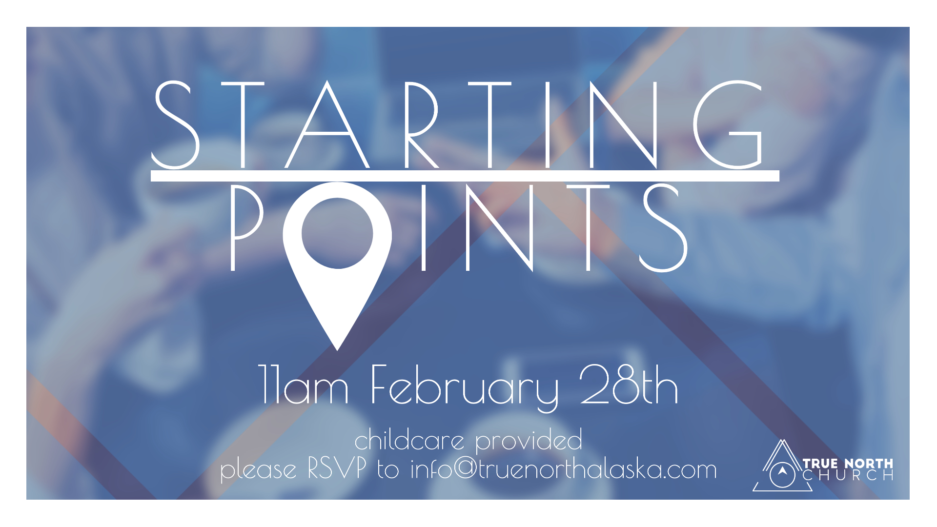 Starting Points Announcement image