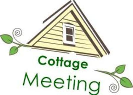 Cottage meeting gable branch