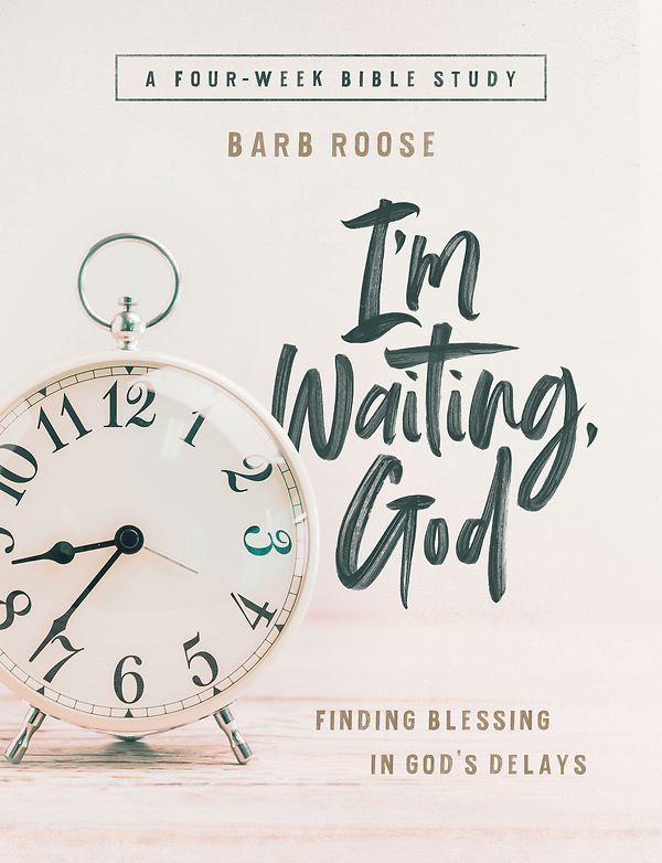 Im waiting God Barb Roose image