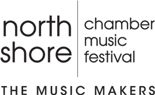 north shore chamber music logo