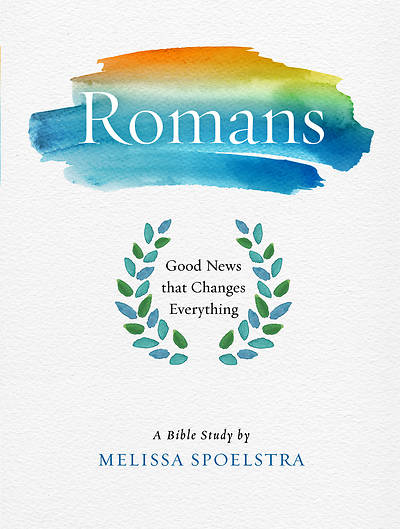Romans Good News That Changes Everything image
