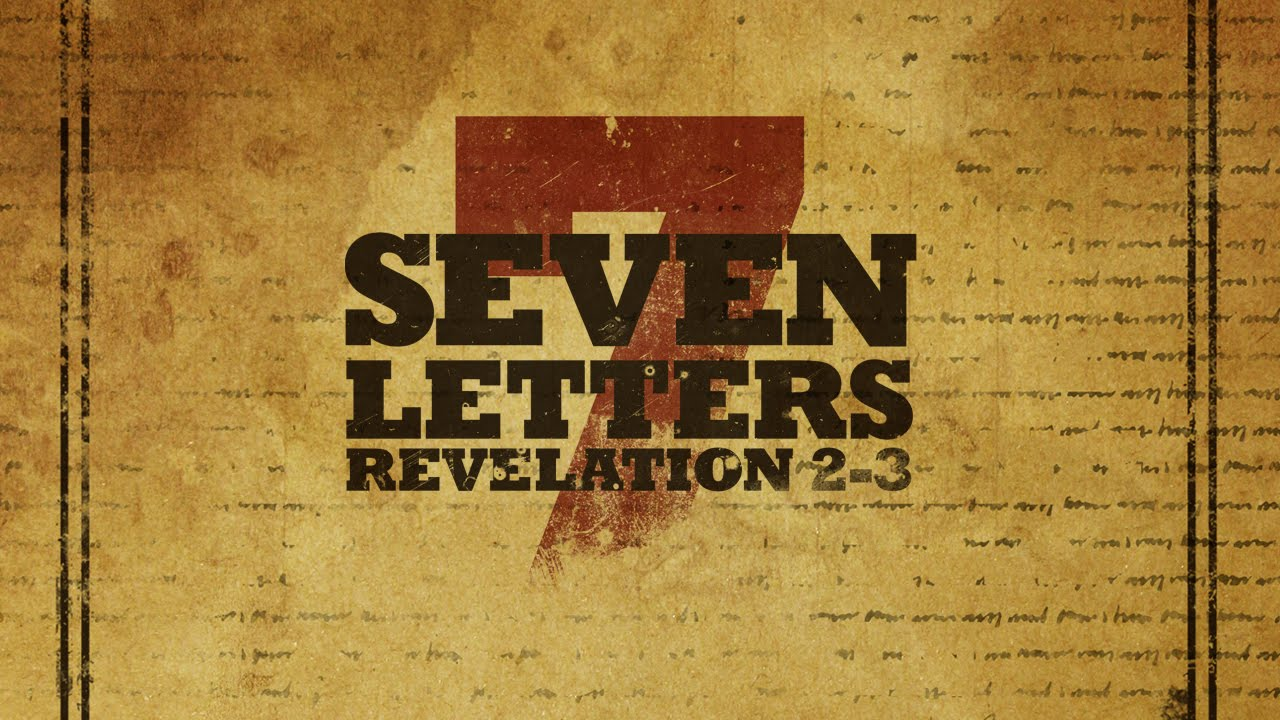 The Letters to the Seven Churches of Revelation banner
