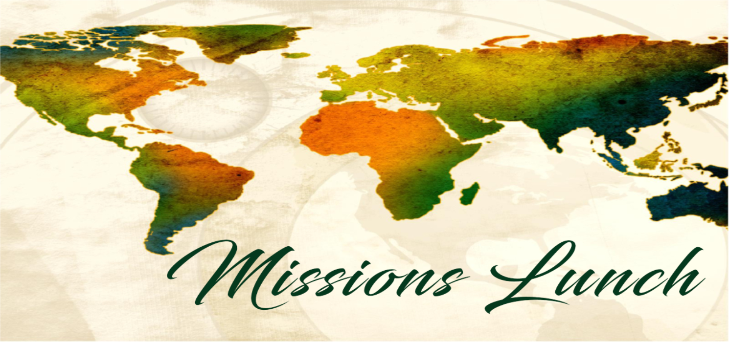 Missions Lunch - Website Featured Event image