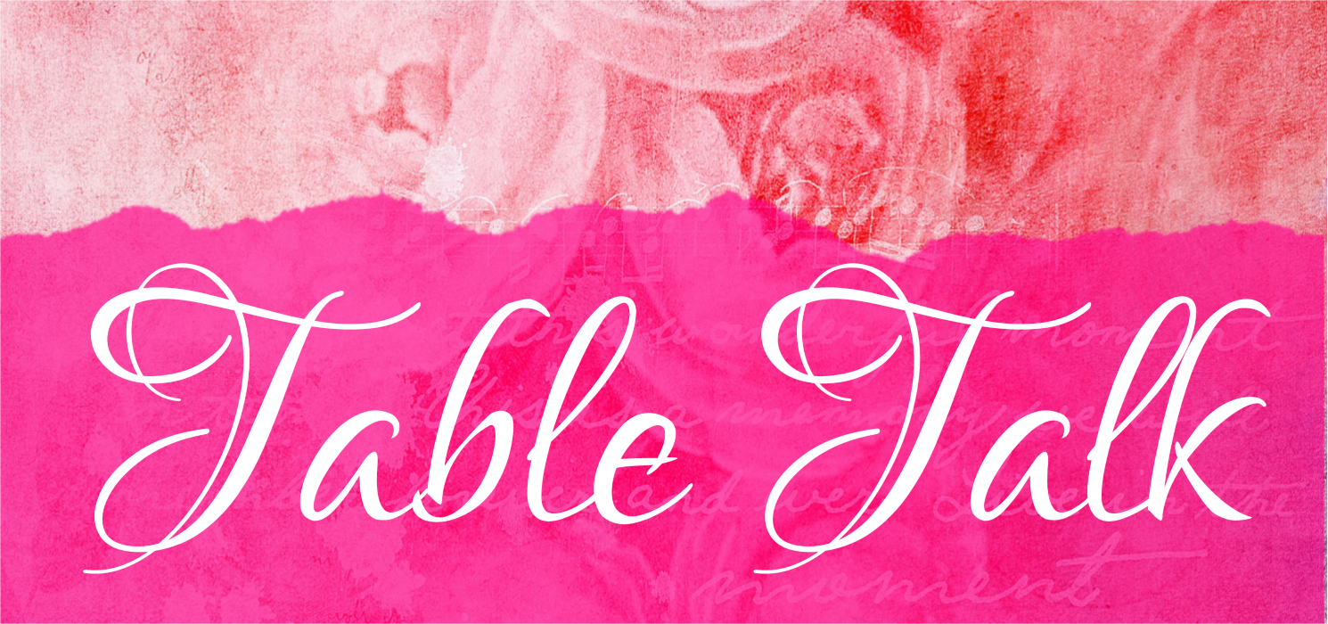 Table Talk Website Graphic image