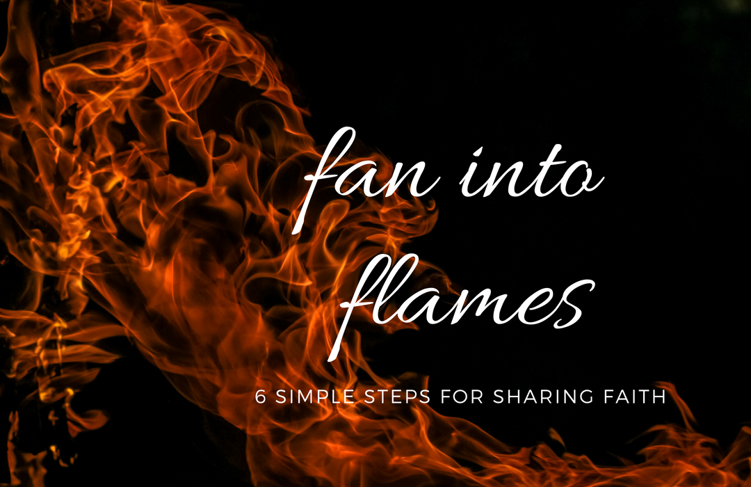Fan into Flames Series for Website
