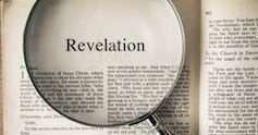 The Book of Revelation banner