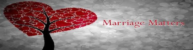 Marriage Matters banner