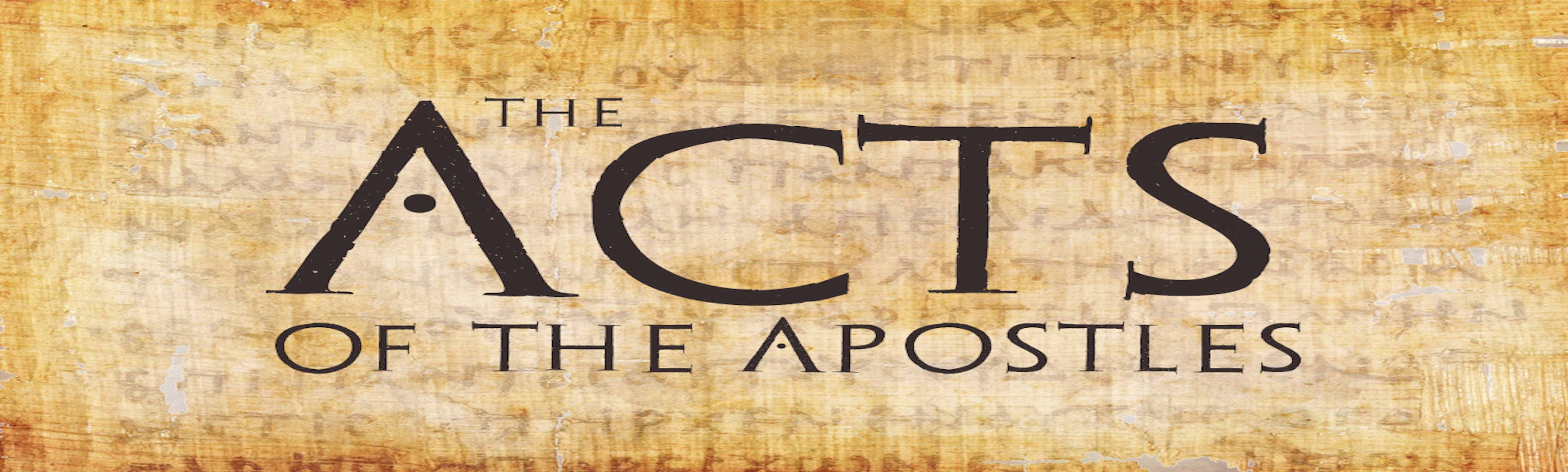 Getting The Gospel Out banner