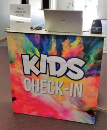 Kids Check-in
