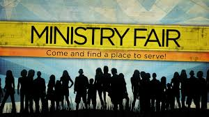 ministry fair image