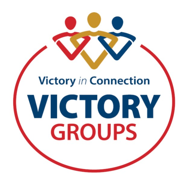 Victory groups Logo in circle