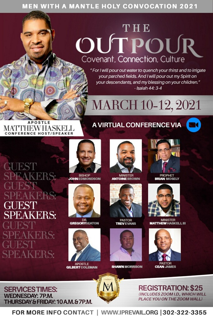 The Oupour Men's Conference
