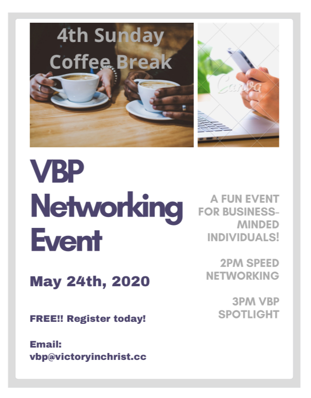 VBP Networking Event