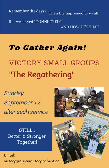 Victory Groups Open House Fall 2021 image