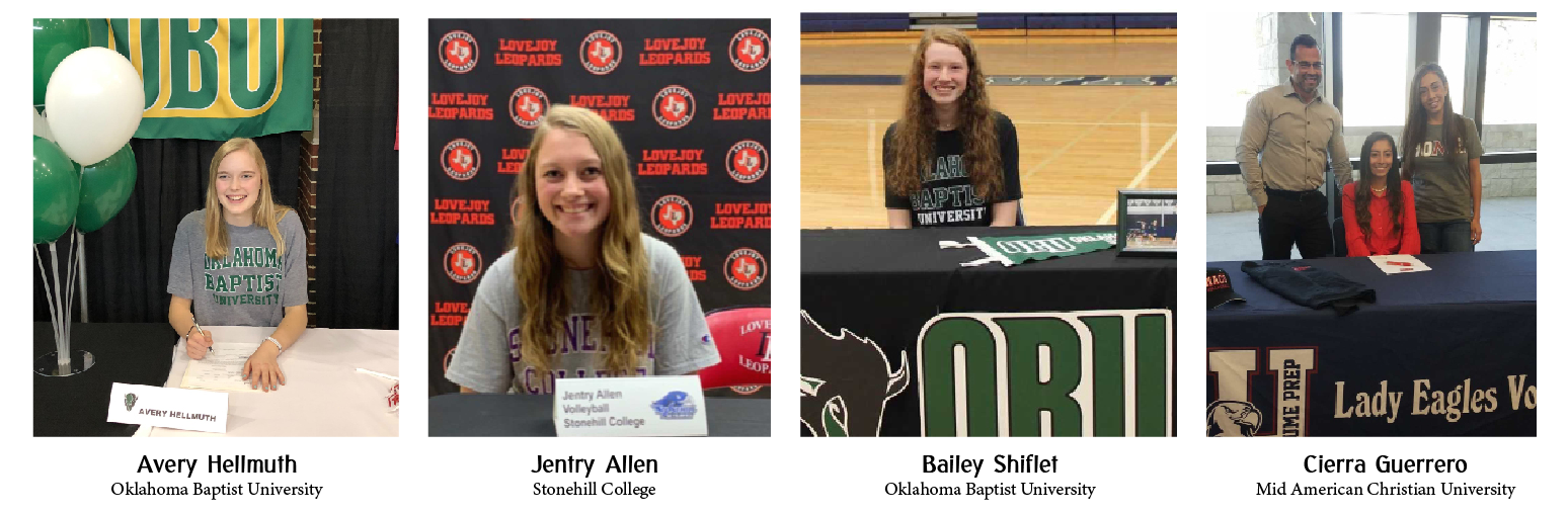 college signers