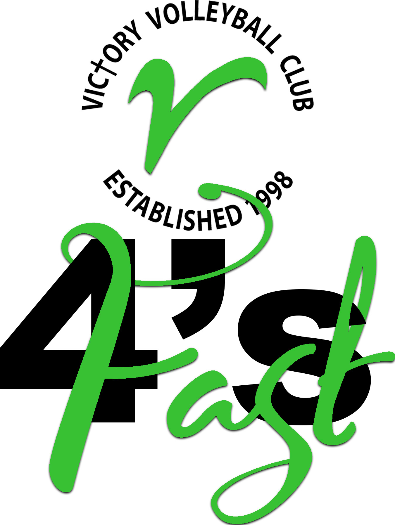 fast 4s green logo