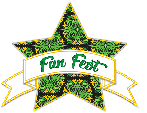 Fun Fest Tournament Logo star
