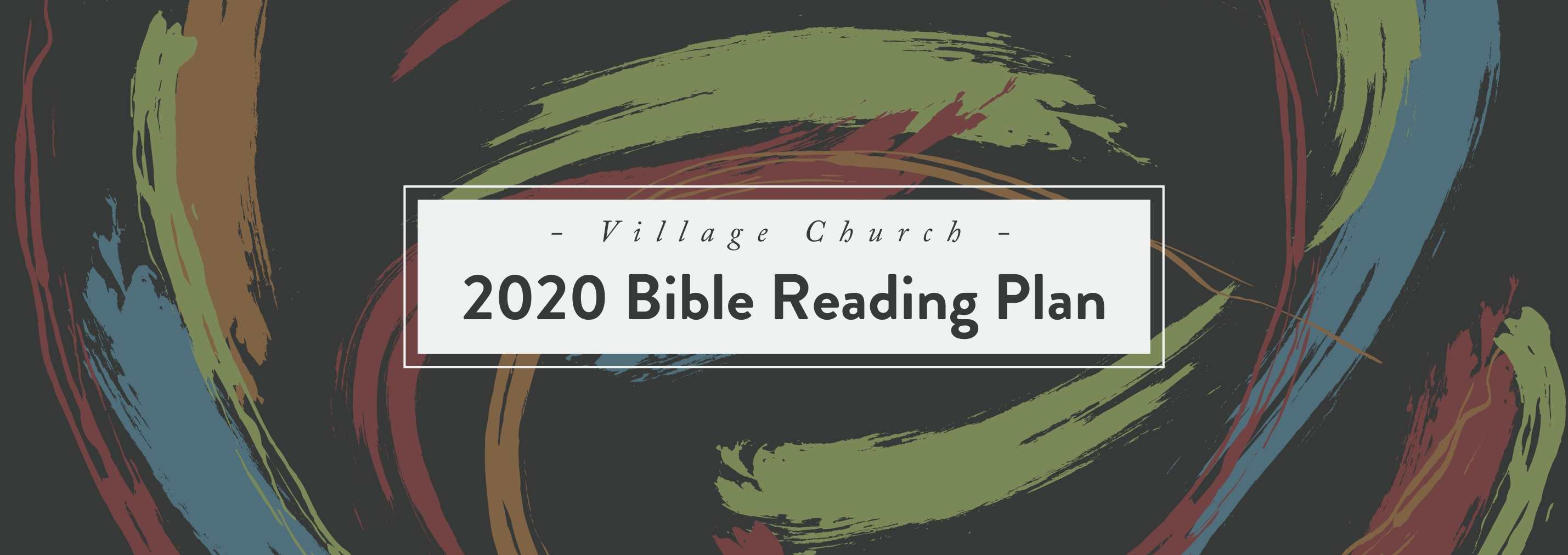 2020 Bible Reading Plan-2