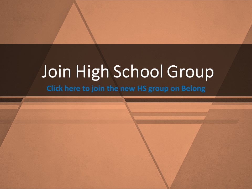 Join High School Group