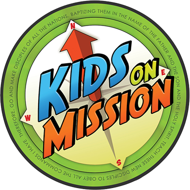 Kids on Mission logo