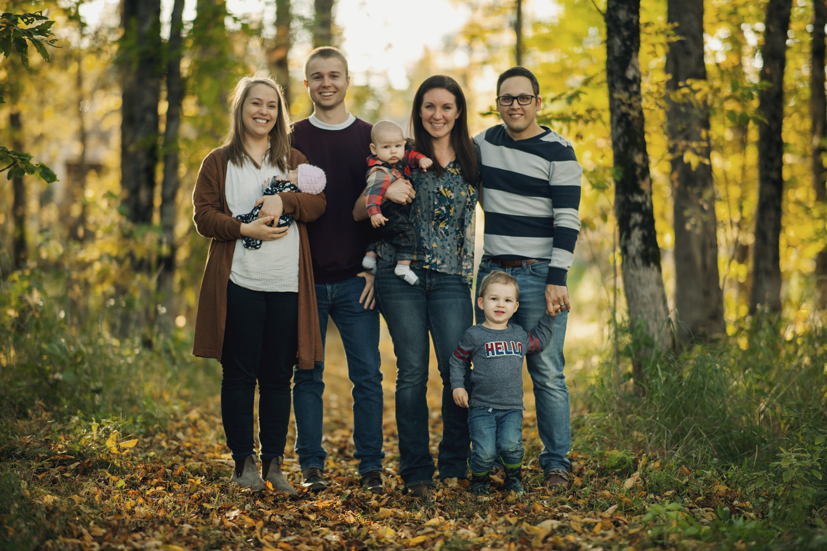 Laustsen-and-Murray-Family