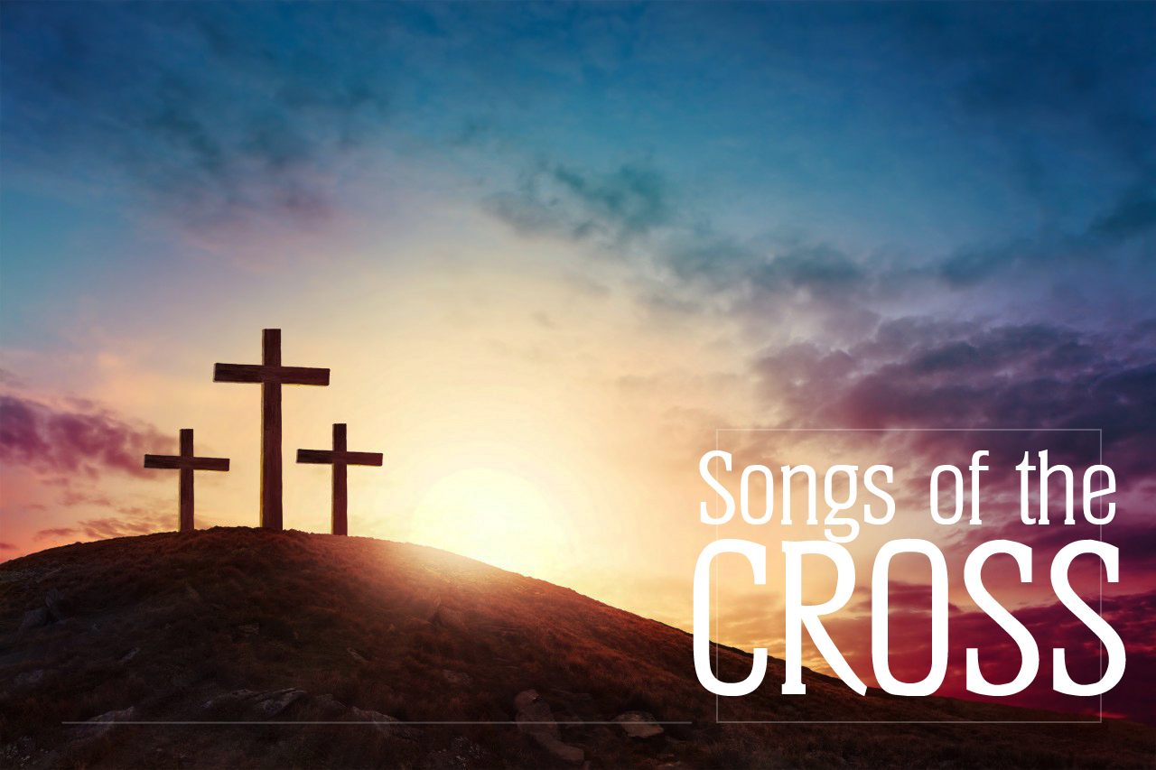Songs of the Cross BADGE image