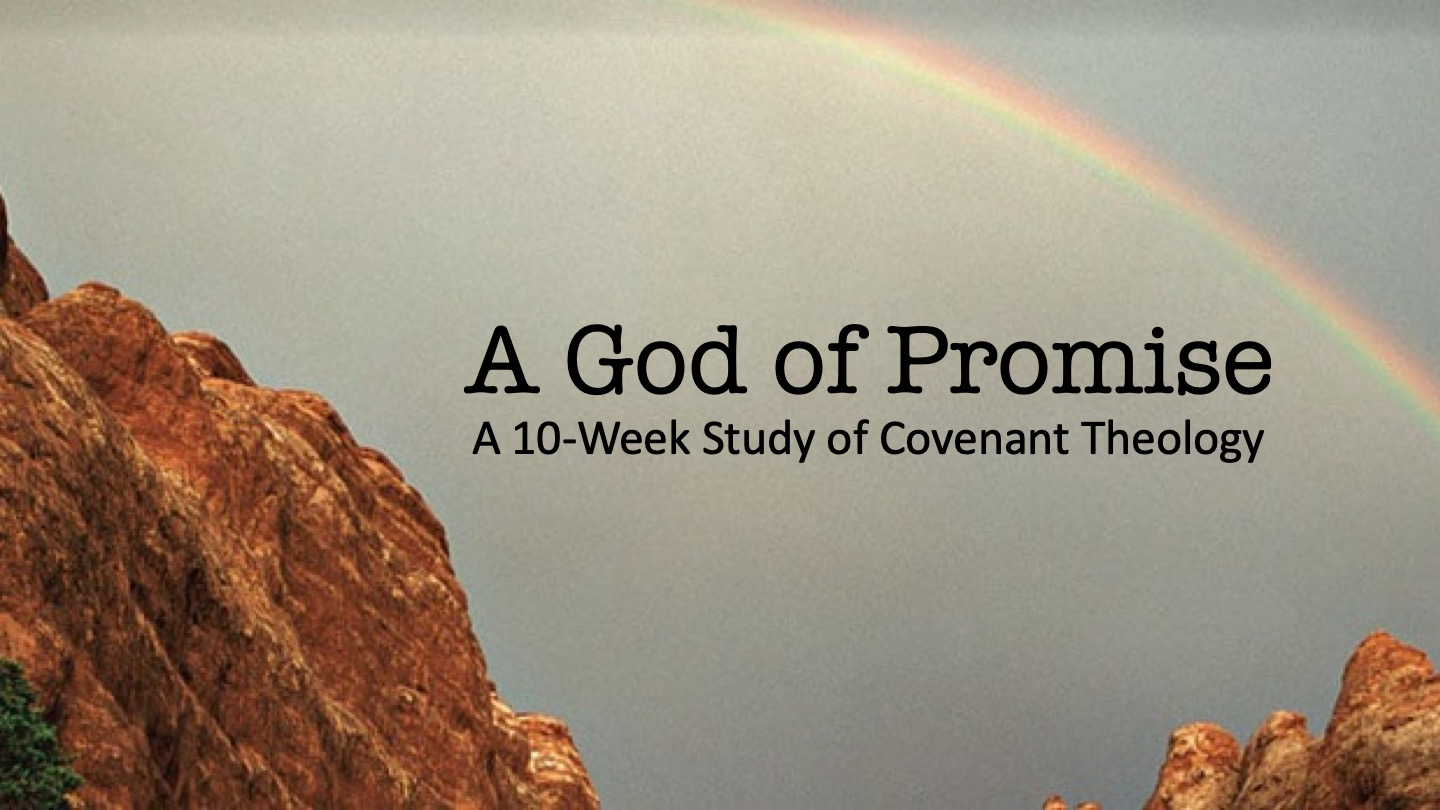 Covenant Theology Title