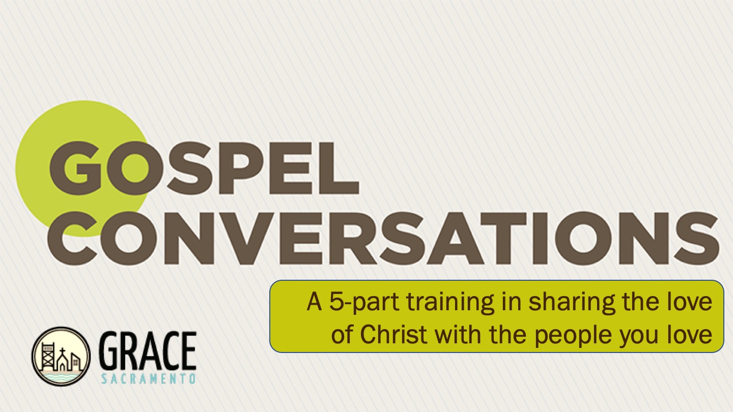 Gospel Conversations Title