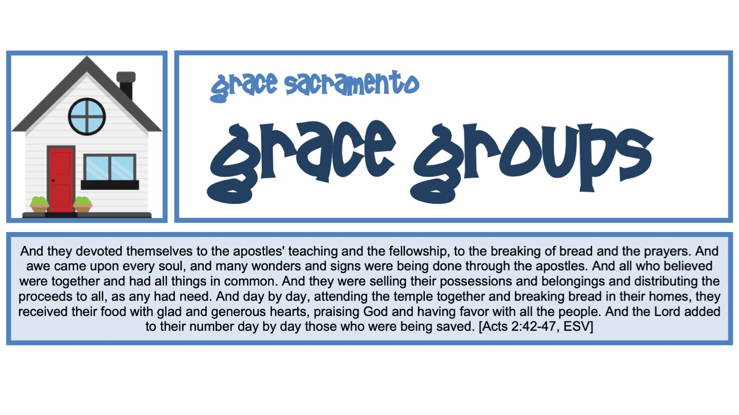 Grace Groups Title