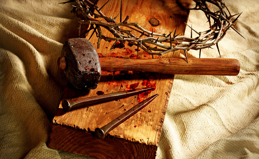 jesus-christ-crucified-died-buried-rose-again-on-third-day-saviour-king-lord-john-316-nteb-bible-believers