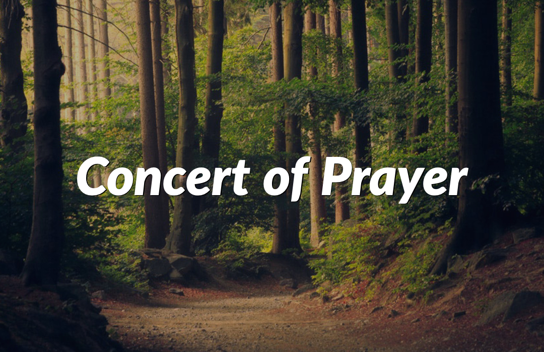 Event 2 - Concert of Prayer image