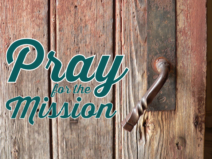 pray for the mission 2016 ppt