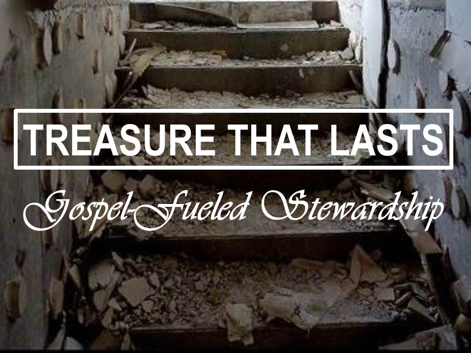 Treasure that Lasts stairs jpeg