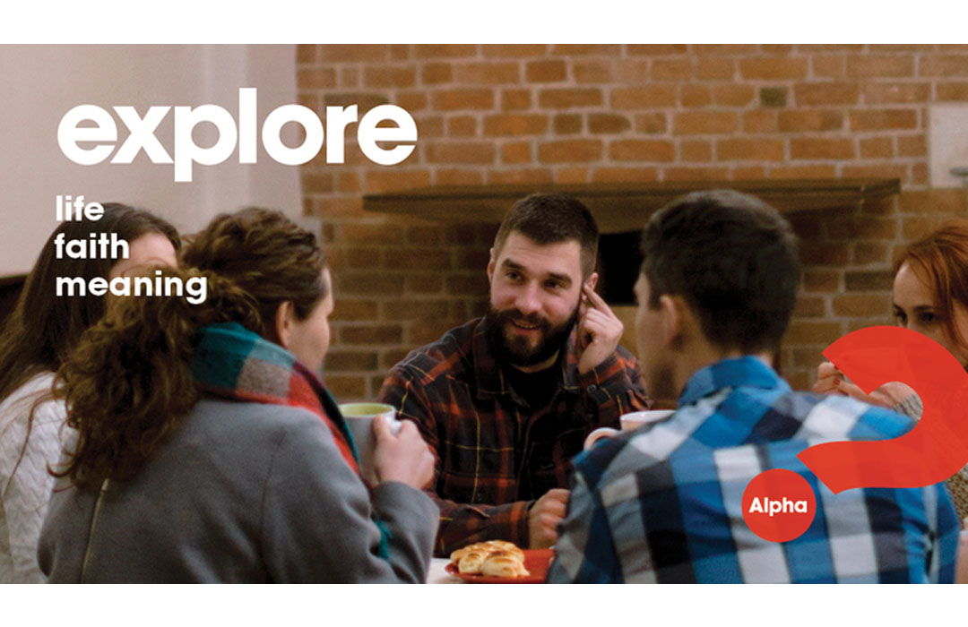 Alpha Course image