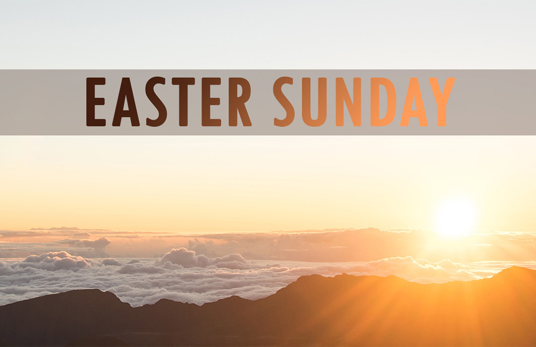 Easter Sunday - Web image