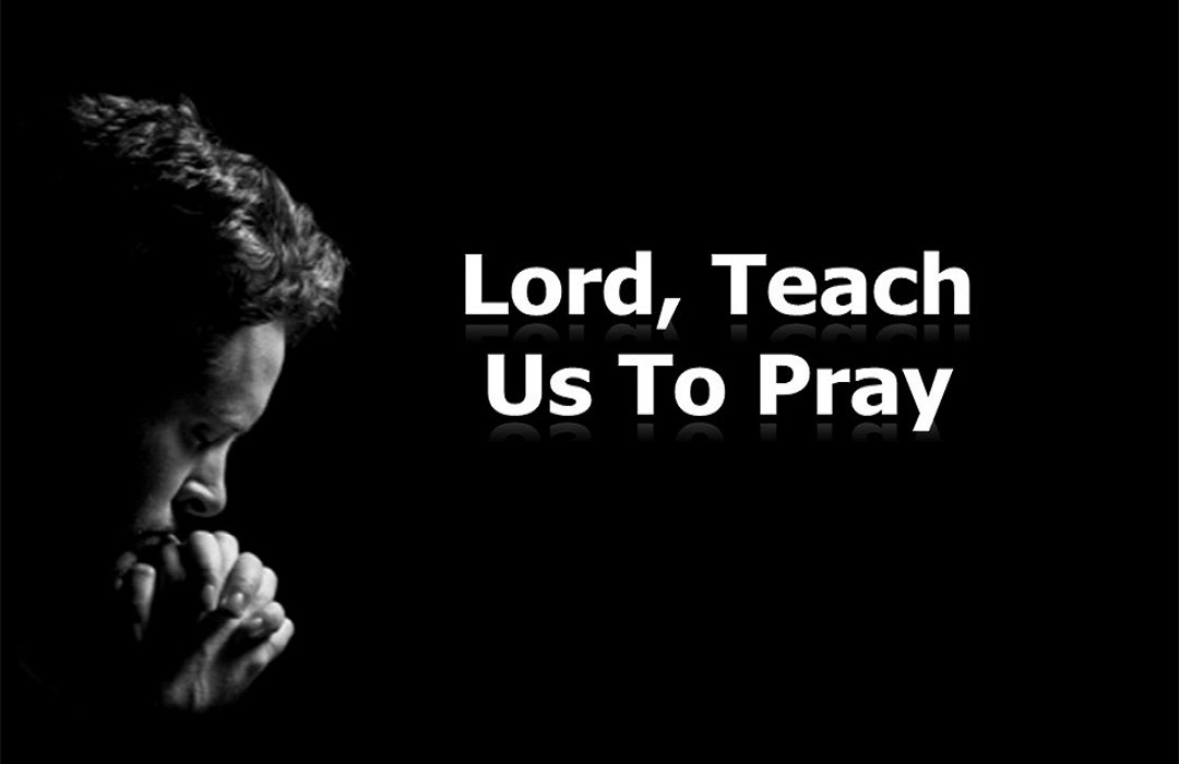 Lord, Teach Us To Pray image
