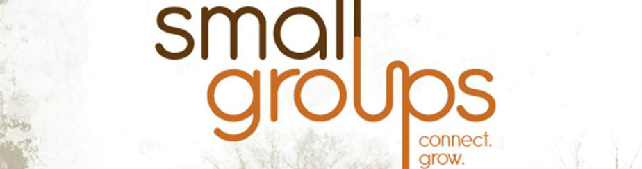Small Group Leaders banner