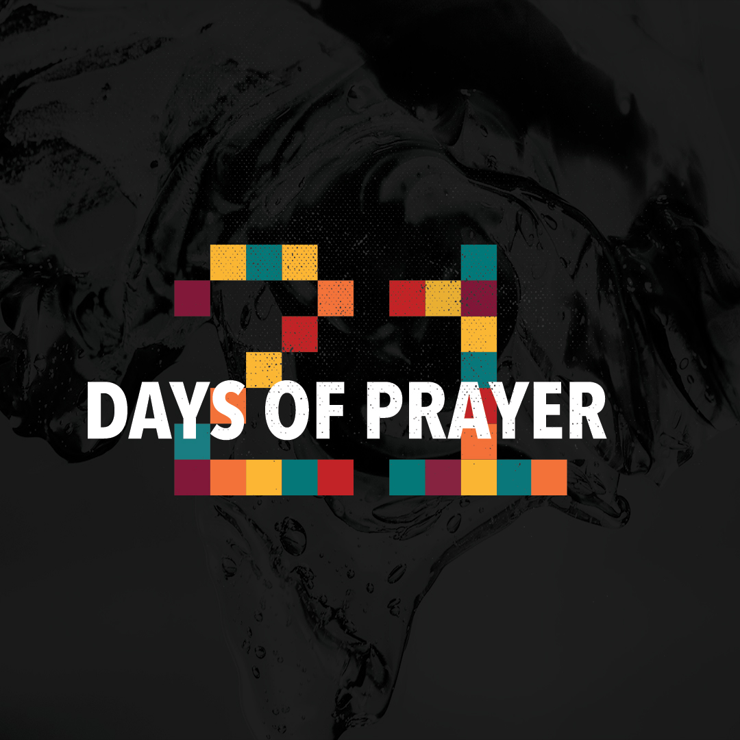 21 Days Of Prayers