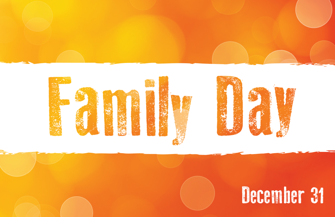 Family Day Event Haeder