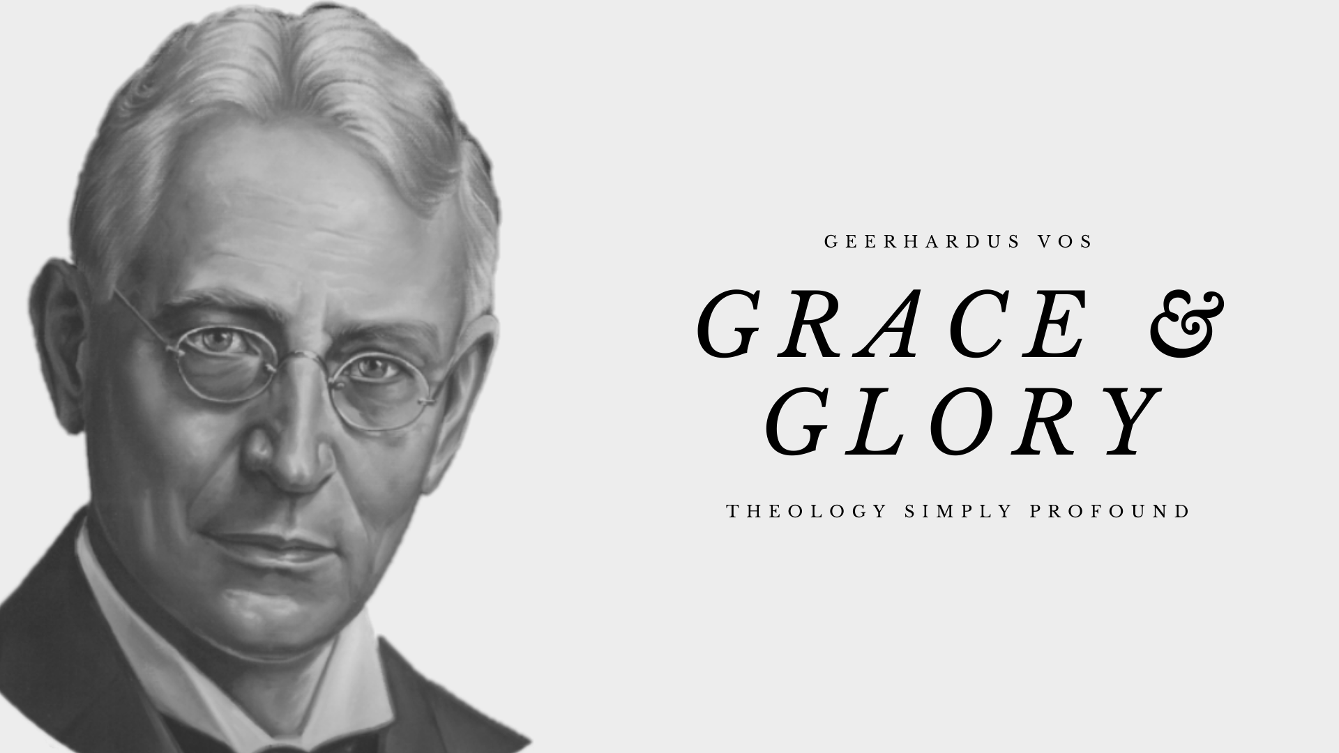 Grace and Glory banner