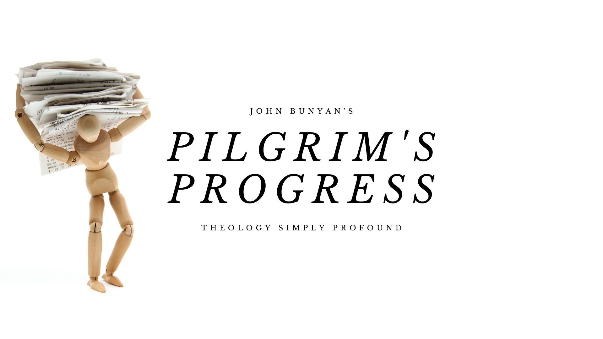 The Pilgrim's Progress banner